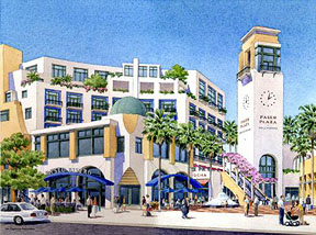 Paseo Plaza Hollywood Project
